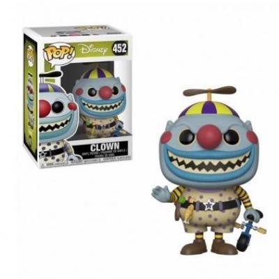 Nbx bobble head pop n 452 clown