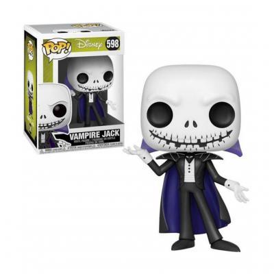 Nbx bobble head pop n 598 vampire jack