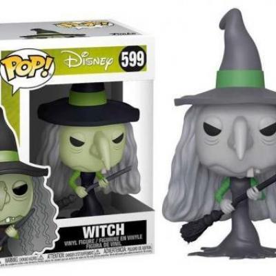 Nbx bobble head pop n 599 witch