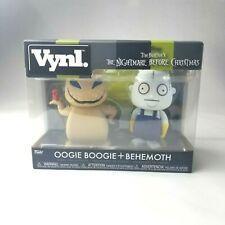 Nbx funko vynl 2 pack boogie behemoth