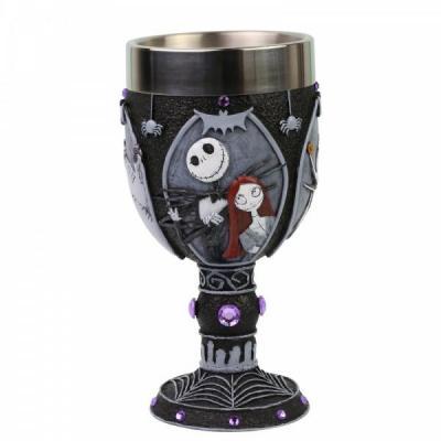Nbx halloween town statuette gobelet 18x9x9