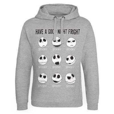 Nbx have a good night fright sweat hoodie
