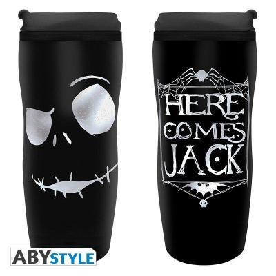 Nbx here comes jack mug de voyage 355ml