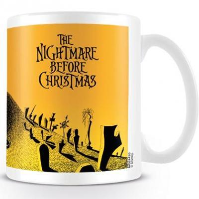 Nbx mug 315 ml graveyard scene