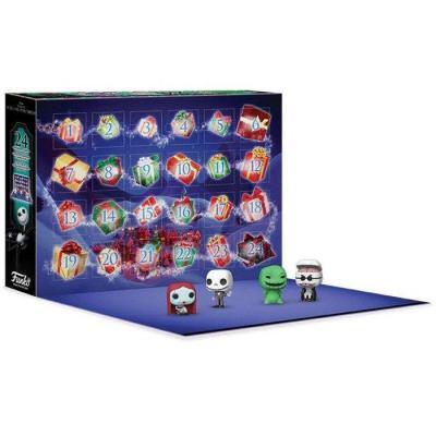 Nbx pocket pop calendrier de l avent 2020 24 figurines