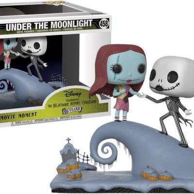 Nbx pop movie moments n 458 jack and sally
