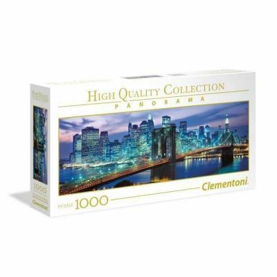 New york brooklyn bridge puzzle 1000p