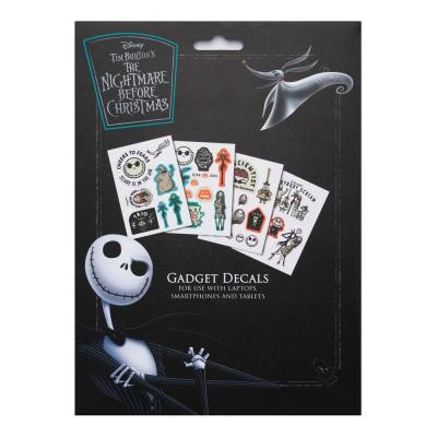Nightmare before christmas planches de stickers