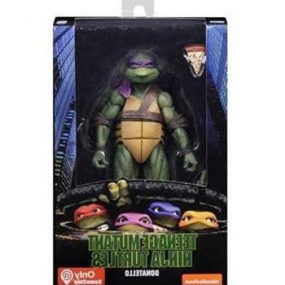 Ninja turtles action figure donatello 18cm reprod