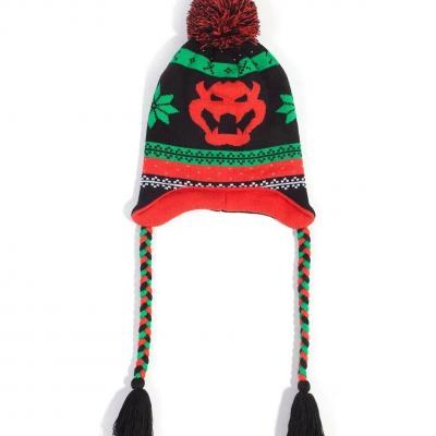 Nintendo bowser bonnet