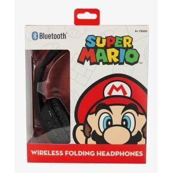 Nintendo casque audio bluetooth otl 8 teen mario icon 1