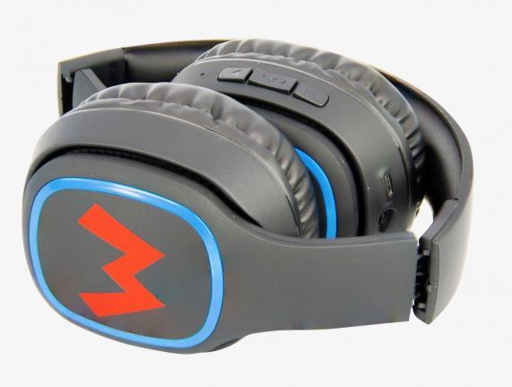 Nintendo casque audio bluetooth otl 8 teen mario icon 3