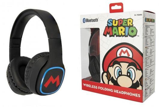 Nintendo casque audio bluetooth otl 8 teen mario icon
