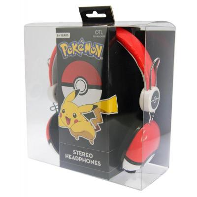 Nintendo casque audio otl 8 teen pokeball