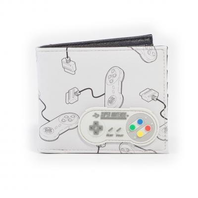 Nintendo controller aop bifold wallet