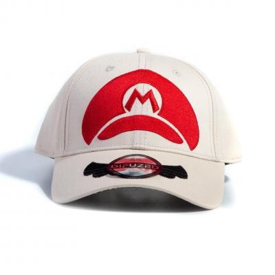 Nintendo duper mario minimal casquette