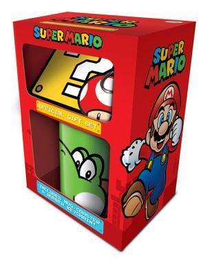 Nintendo gift set yoshi