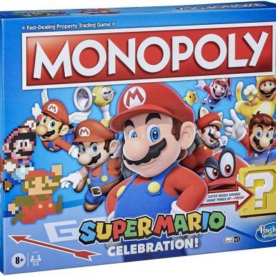 Nintendo monopoly super mario celebration fr