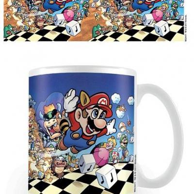 Nintendo mug 300 ml super mario art