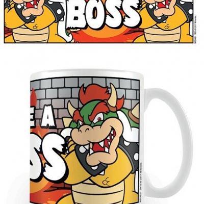 Nintendo mug 300 ml super mario like a boss