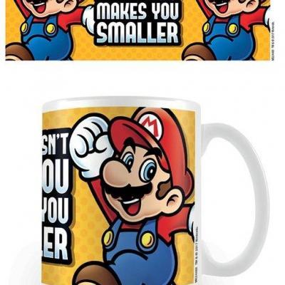 Nintendo mug 300 ml super mario makes you smaller 1