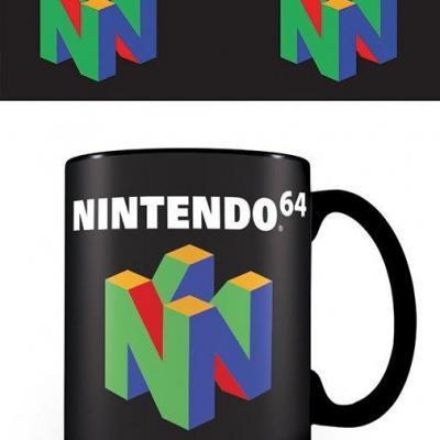 Nintendo n64 mug 315ml