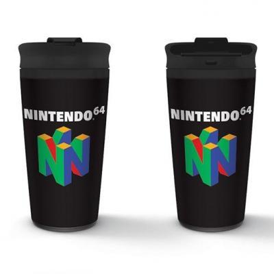 Nintendo n64 mug de voyage 450ml