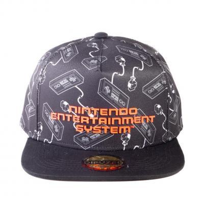 Nintendo nes casquette