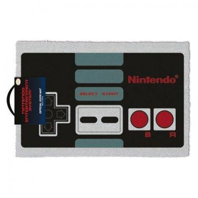 Nintendo paillasson 40x60 nes controller
