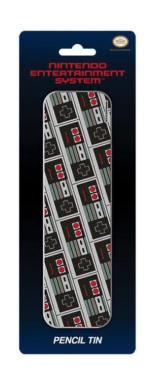 Nintendo pencil box nes controller