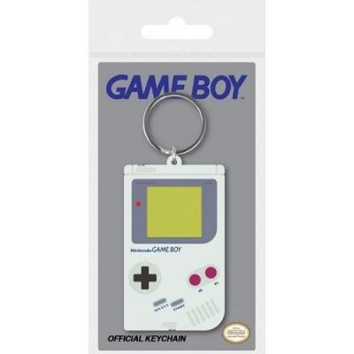 Nintendo porte cles caoutchouc game boy