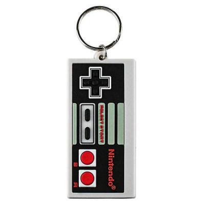 Nintendo porte cles caoutchouc nes controller