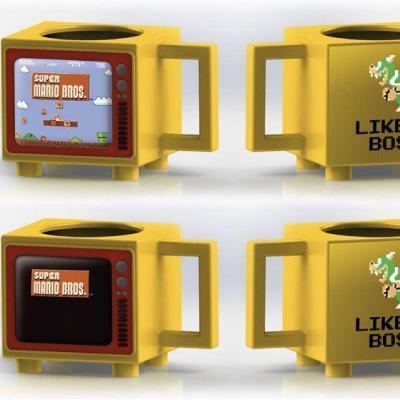 Nintendo super mario bros mug thermoreactif 500ml