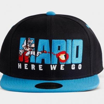 Nintendo super mario summer olympics casquette