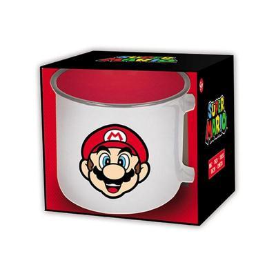 Nintendo super mario tasse a dejeuner 414ml