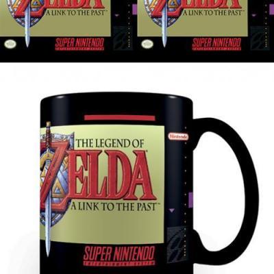 Nintendo super nintendo zelda mug 315ml