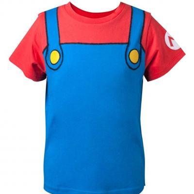 Nintendo t shirt super mario