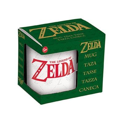 Nintendo zelda mug ceramique 325ml