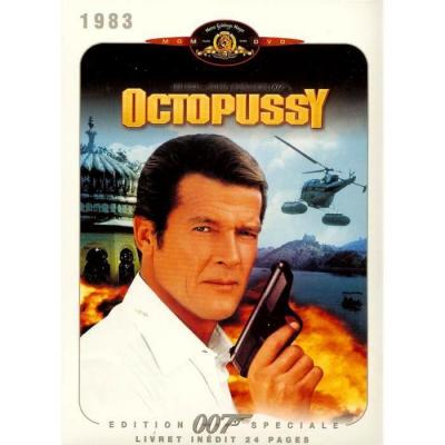 Octopussy dvd neuf emballe