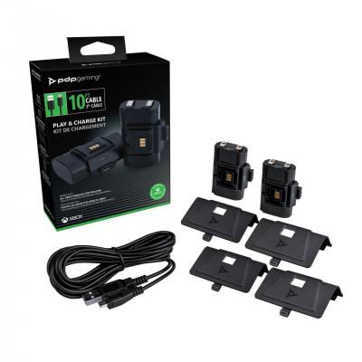 Official play charge kit xbox one xbox series x