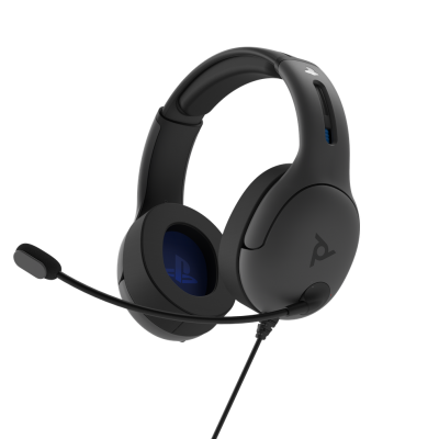 Official playstation wired headset lvl50 ps4 ps5