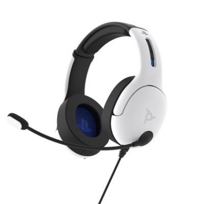 Official playstation wired headset lvl50 ps4 white