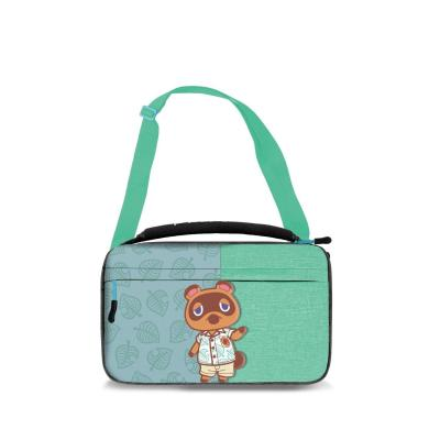 Official switch commuter case animal crossing for switch sw lite