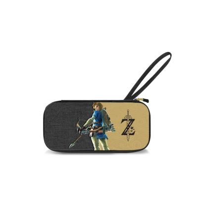 Official switch deluxe travel case zelda edition for sw sw lite