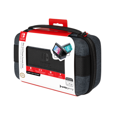 Official switch play charge console case for switch v2