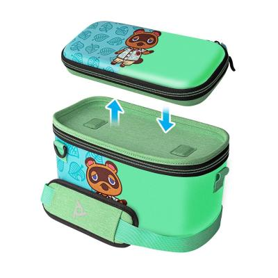 Official switch pull n go case animal crossing edition