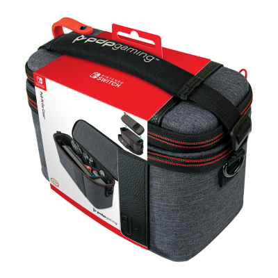 Official switch pull n go case elite edition