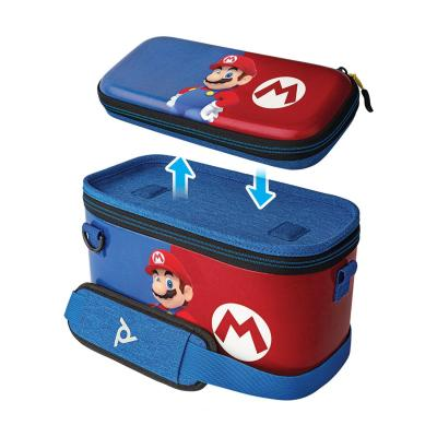 Official switch pull n go case mario edition