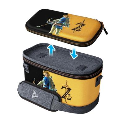 Official switch pull n go case zelda edition