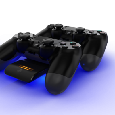 Official ultra slim charge system ps4
